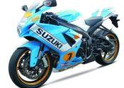 Decoraciones réplica Suzuki GSX-R 2013