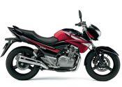 Nuevas versiones Suzuki Inazuma 250 F y Z