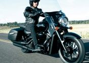 Suzuki Intruder C1500T: custom & touring