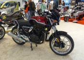 Novedades SYM: Wolf 300 Classic/Cafe racer y Joymax 125 Sport ABS