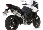 Escapes MIVV para la Triumph Tiger 1050 Sport