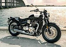 Nueva Triumph Bonneville Speedmaster
