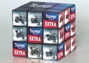 Triumph Extra: estrena moto con premio seguro
