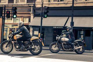 Triumph: regalos de hasta 1.000 euros por la compra de una moto nueva
