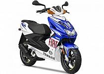 Yamaha Aerox Rossi 2010
