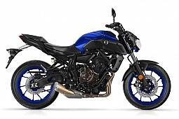 Yamaha Blue (2018-2019)