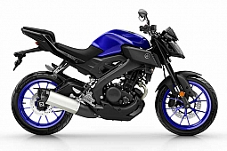 Yamaha Blue (2018)