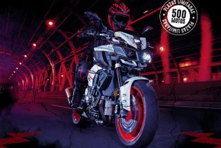 Yamaha MT-FEST 2019: fiebre naked