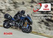 Yamaha Niken GT, moto oficial de La Volta