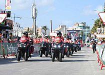 La Yamaha Niken protagonista en La Vuelta