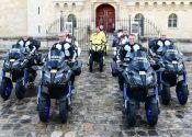 La Yamaha Niken brilla en el Tour de Francia 2019