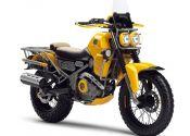 Yamaha Ryoku: la moto de Chuck Norris