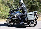 De excursión con la Yamaha XT 1200 Z Súper Ténéré: aventura de la buena