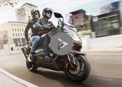 Nuevo Yamaha TMax 2015: toques mágicos