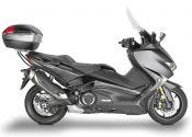 Prepara tu Yamaha TMax con Givi