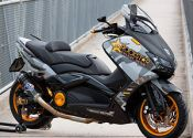 Yamaha T-Max 530 Hyper Modified AM-1