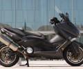 Yamaha T-Max 530 Cortés: ¡Como una moto! Imagen - 6