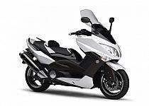 Yamaha TMAX 500 White Max 2010-2011