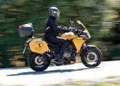 Yamaha Tracer 700: la moto de La Vuelta