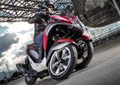 Nuevo Yamaha Tricity ABS