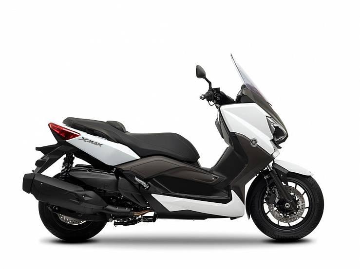 Yamaha X Max 400 2013 2017 Precio Ficha Opiniones Y Ofertas