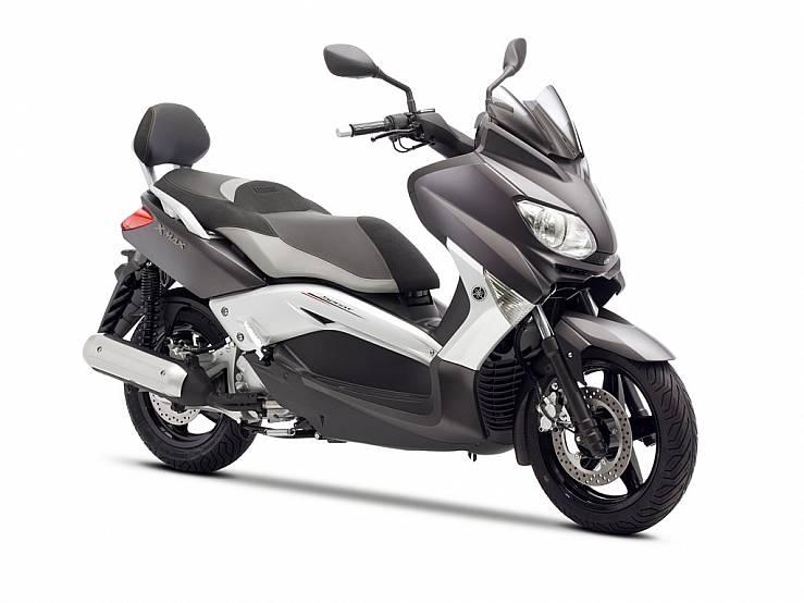 Yamaha X-MAX 125/Iron Max 2018-2019 precio ficha opiniones