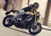 Llega la Yamaha XSR900