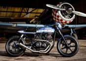 """Yamaha XV950 """"El Ratón Asesino"""""""