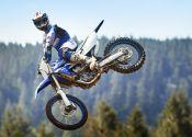 Yamaha presenta la nueva YZ450F 2018 de motocross