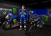 Nueva Yamaha YZF-R125 Monster Energy MotoGP