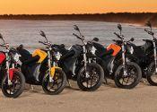 Zero presenta su gama 2017 de motos eléctricas