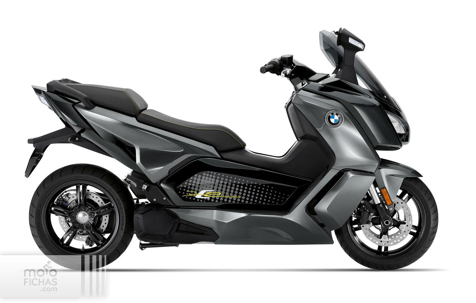 ▷ BMW C Evolution A-2 2017-2020 precio ficha opiniones y ofertas