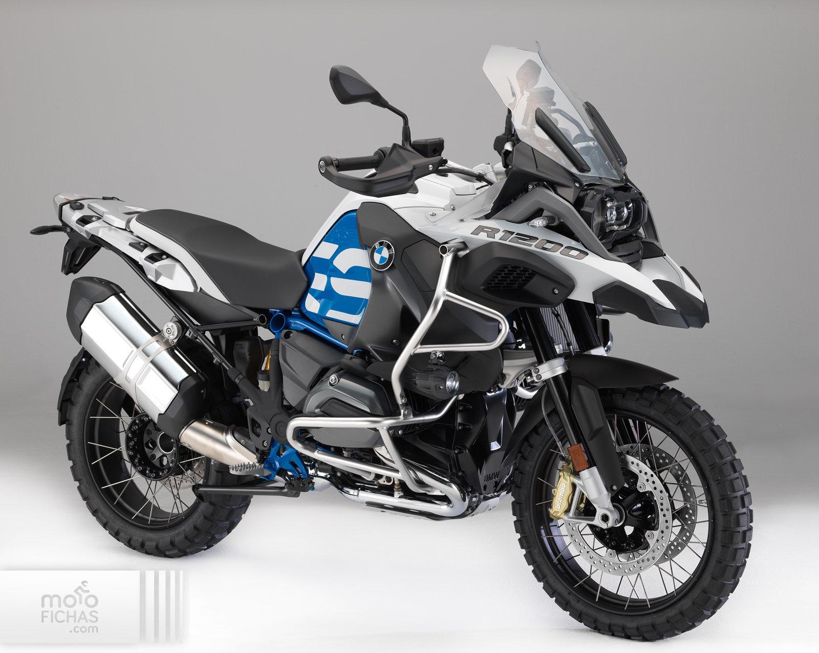 BMW R 1200 GS Adventure 2018 precio ficha opiniones y ofertas