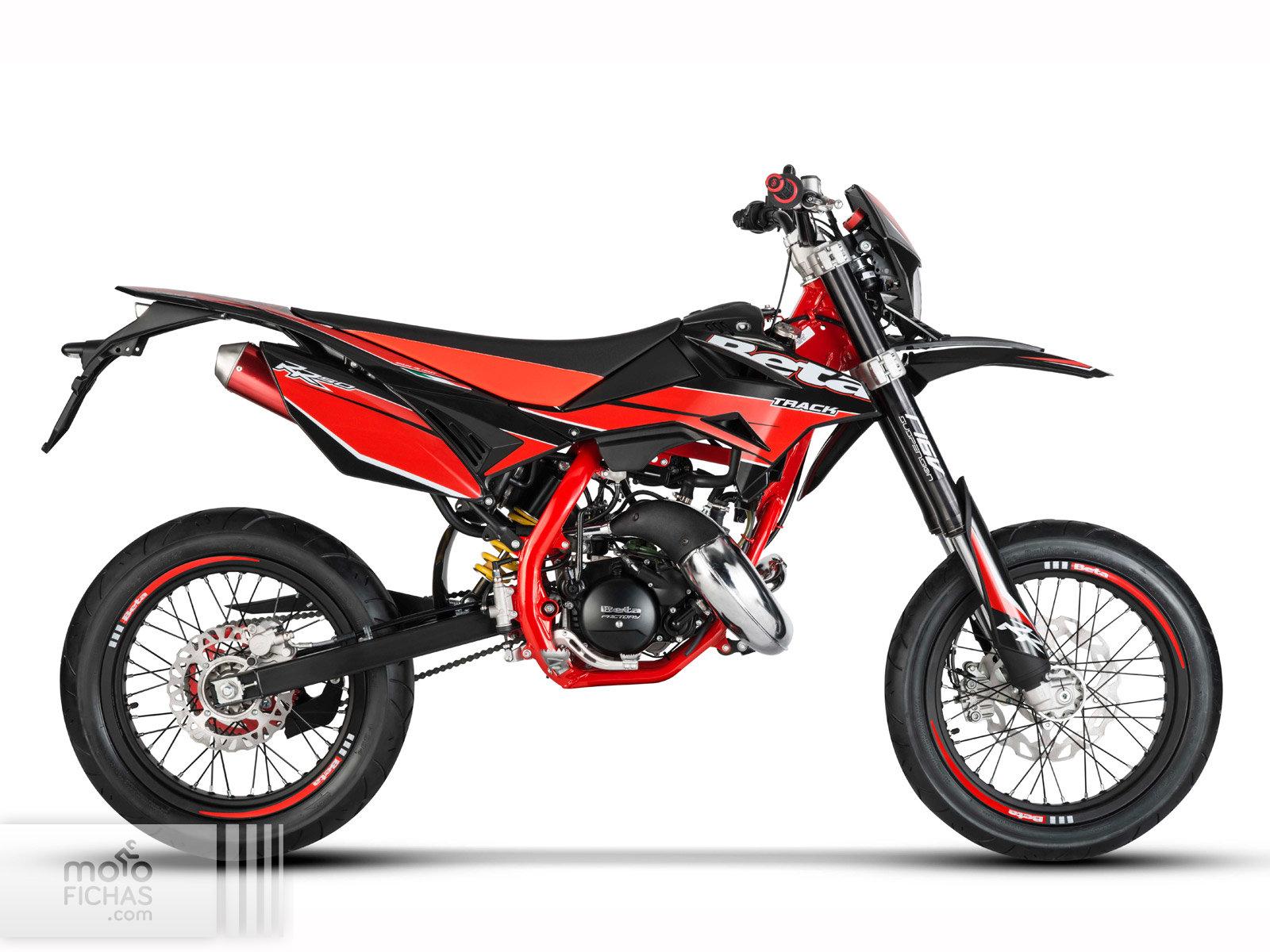 beta rr 50 motard sport track 2018 precio ficha opiniones. Black Bedroom Furniture Sets. Home Design Ideas