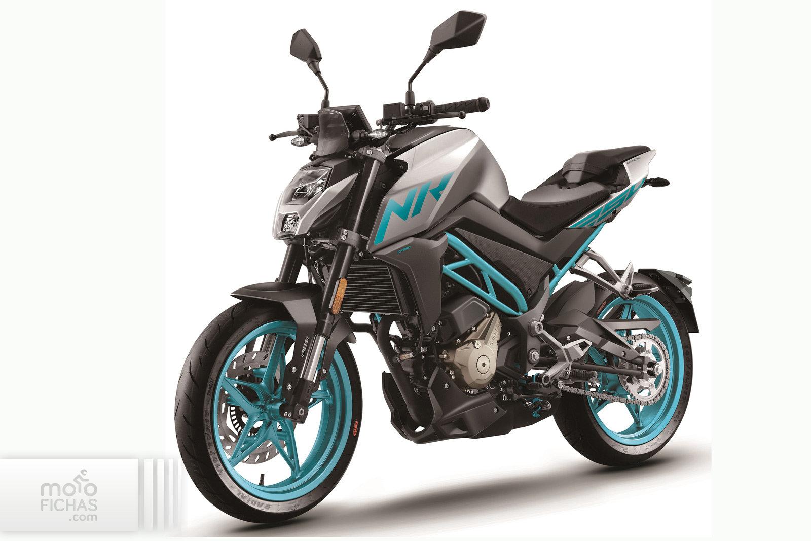 Cf Moto 250 NK Review - YouTube