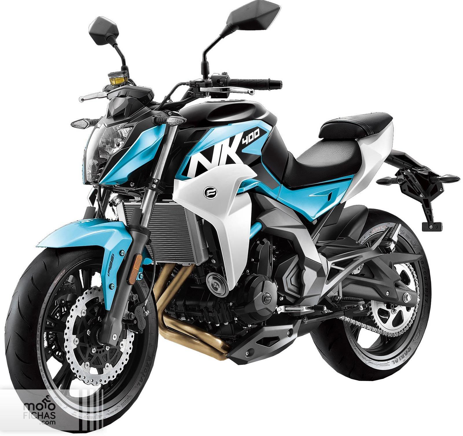 CFMoto 300NK 2020 - Precio, fotos, ficha técnica y motos