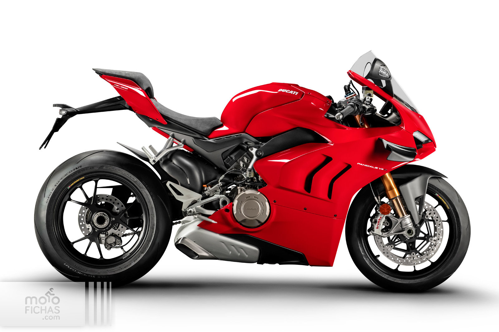 ▷ Ducati Panigale V4/S/SP 2021 precio ficha opiniones y ofertas