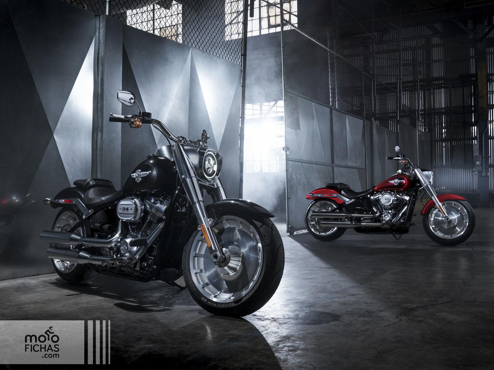 Harley Davidson Fat Boy 2018 2020 Precio Ficha Opiniones Y Ofertas