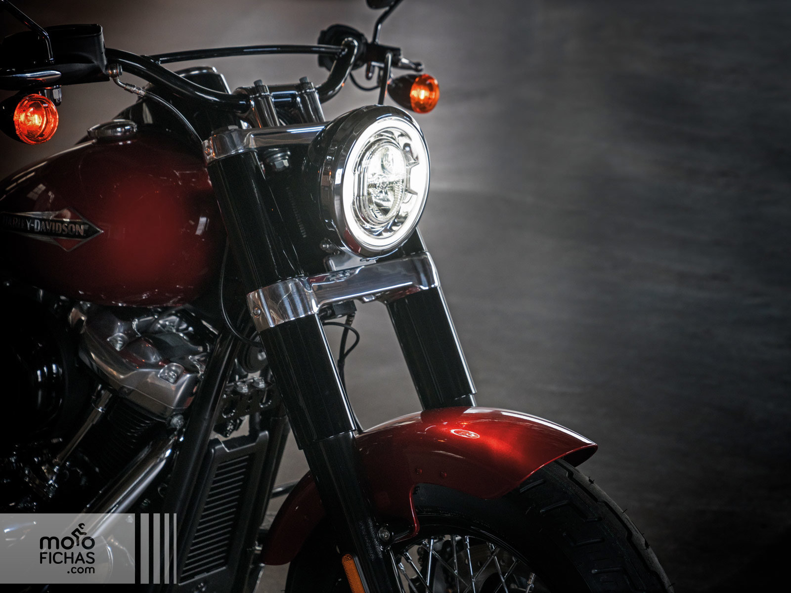 Harley Davidson Softail Slim 2018 2020 Precio Ficha Opiniones Y Ofertas