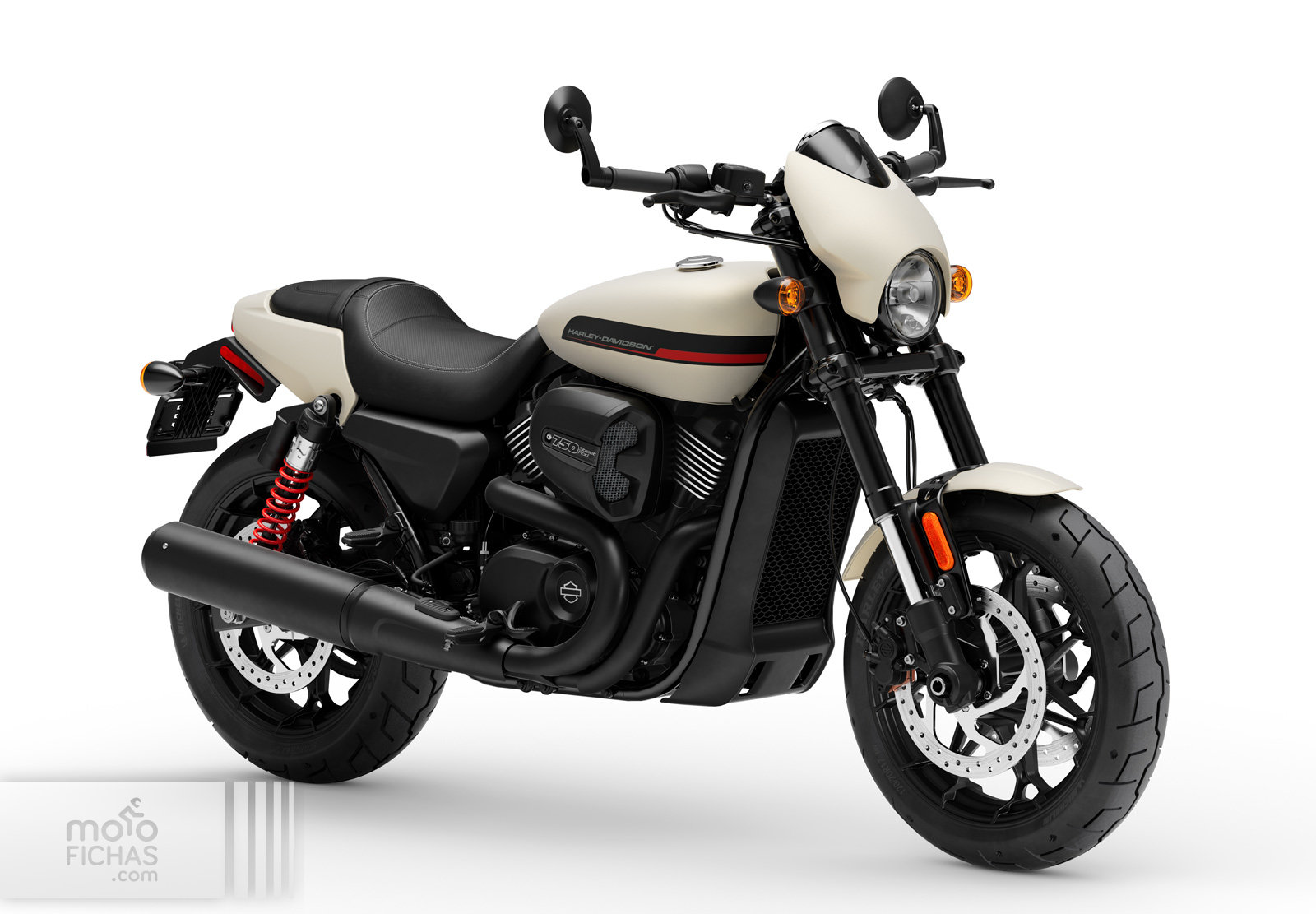 Harley-Davidson Street Rod 2017-2020 precio ficha ...