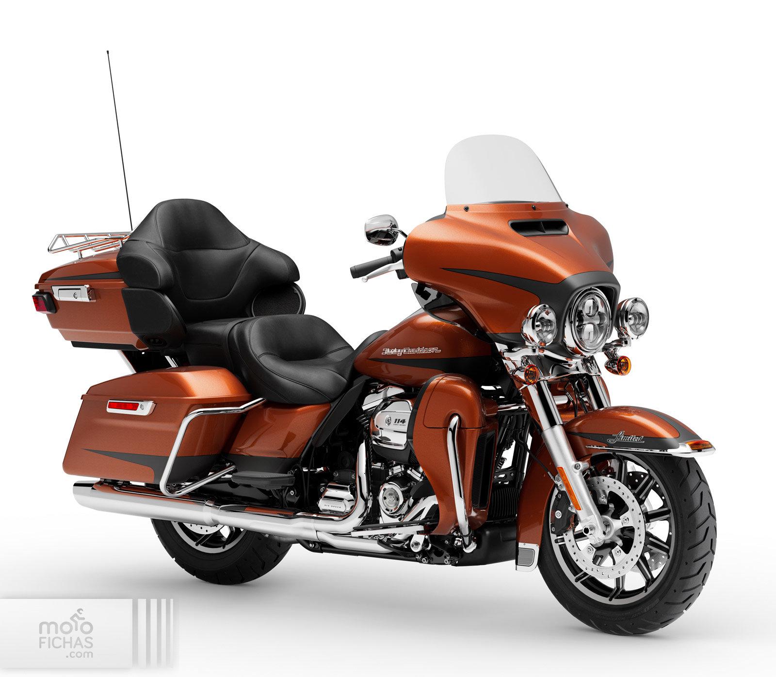 Harley Davidson Ultra Limited  To