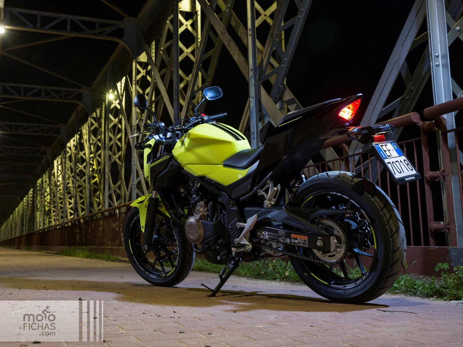 2017 Honda CB500F Price, Trims, Options, Specs, Photos