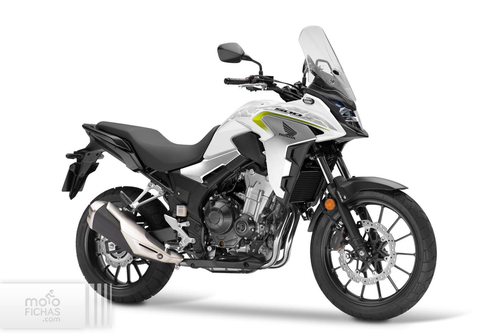 Honda CB500X 2019 precio ficha opiniones y ofertas