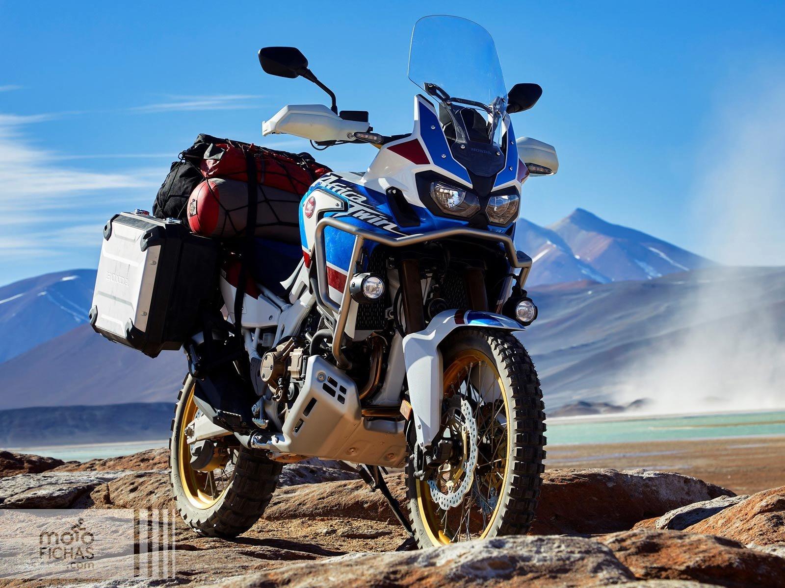 Honda Crf1000l Africa Twin Adventure Sports 2018 2019 Precio Ficha Opiniones Y Ofertas