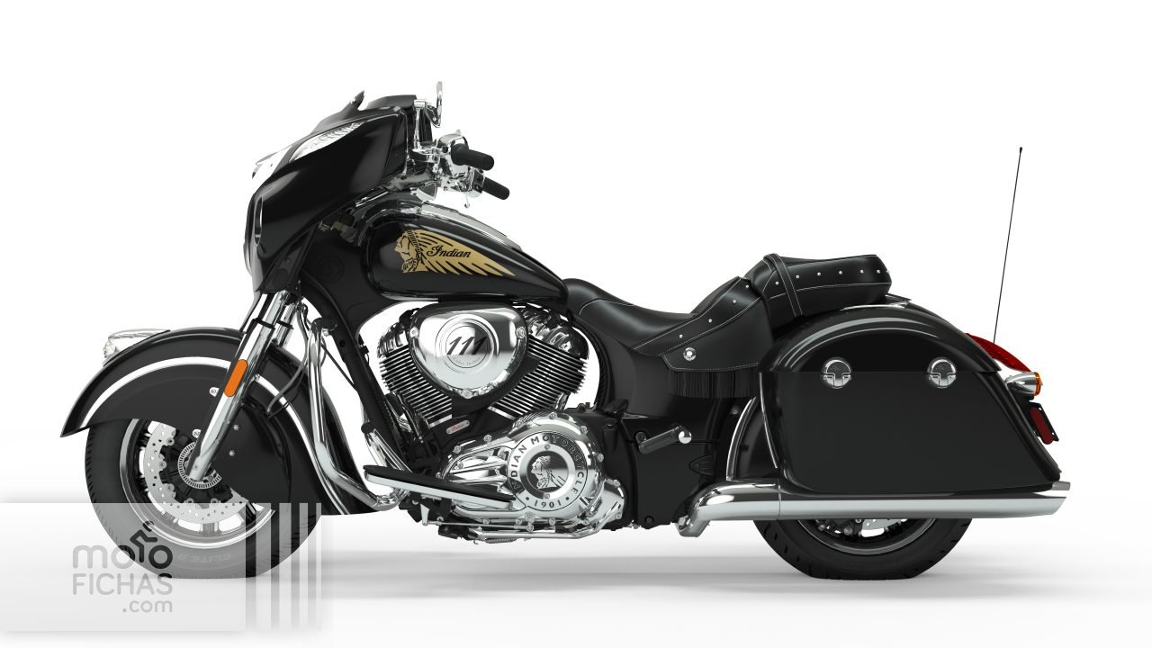 23 indian chieftain classic 2019 perfil