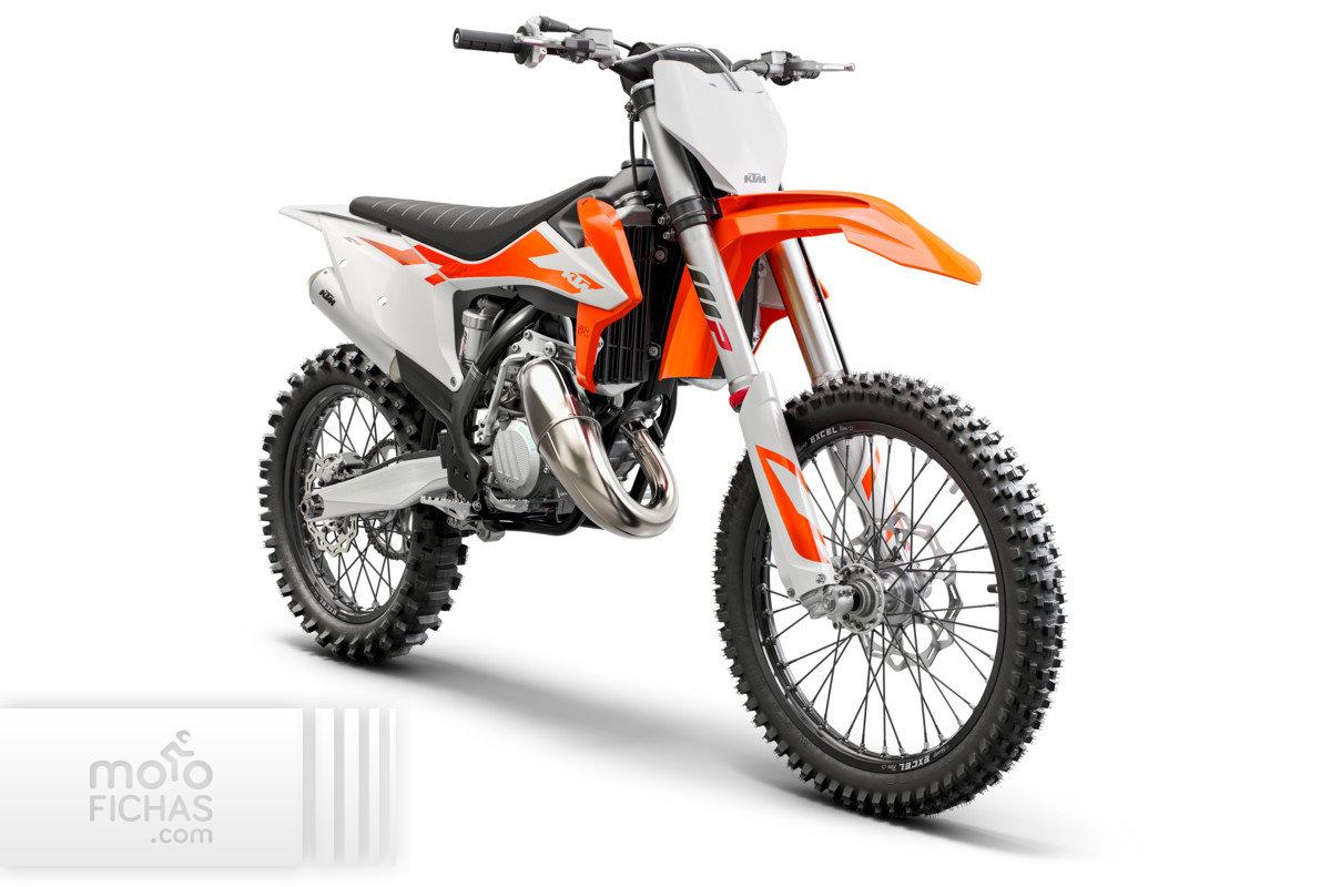 KTM 150 SX 2020 precio ficha opiniones y ofertas