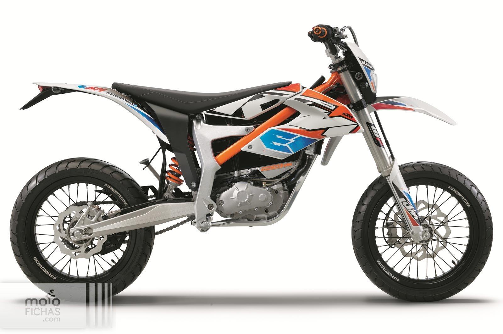 Ktm Freeride E Sm >> KTM Freeride E-SM precio ficha opiniones y ofertas