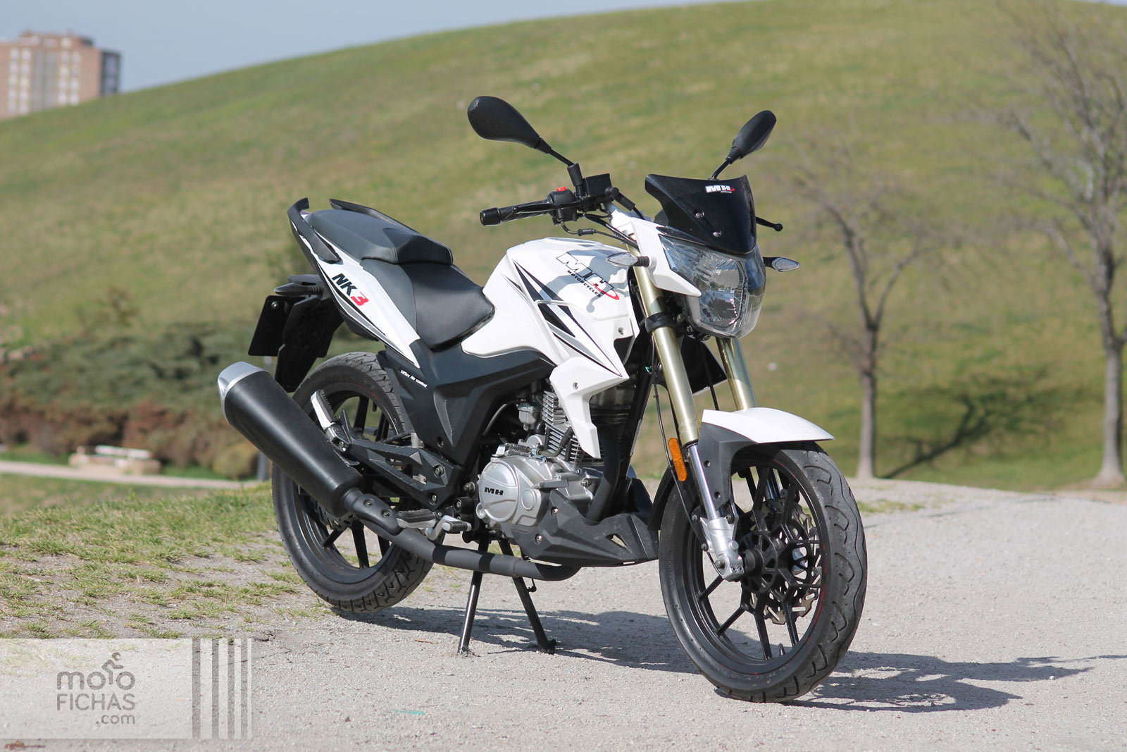Comparativa Hanway Furious NK 125 S 2018-2020 - MH