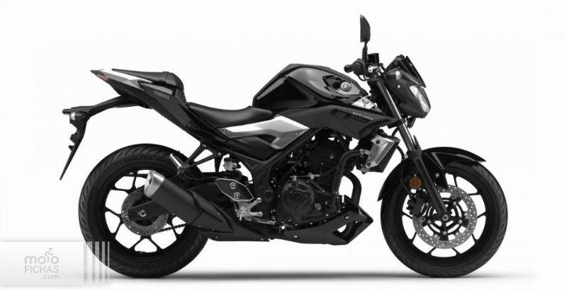 Yamaha MT 03 2016