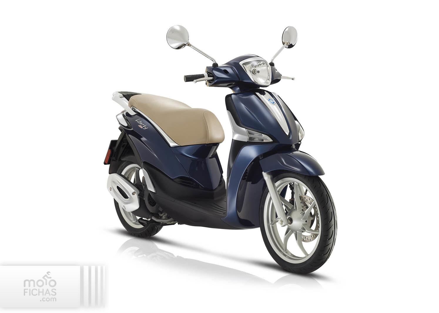 Piaggio Liberty 125 S 2016 2020 Precio Ficha Opiniones Y Ofertas